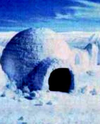 Mi iglú reconfortante  y seguro