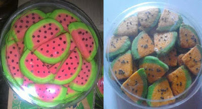 resep kue kering semangka