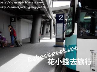 台中機場公車站
