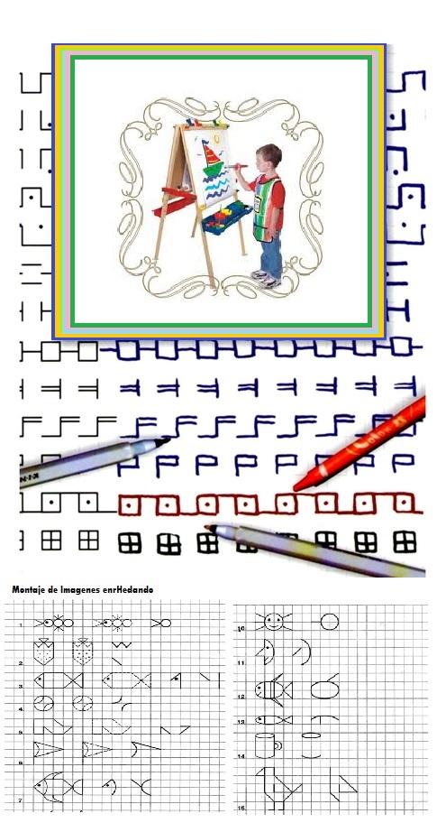 dibujar antes de escribir, dibujos, infantil, interpretar dibujos