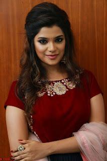 Actress Aathmika in lovely Maraoon Choli ¬  Exclusive Celebrities galleries 090.jpg