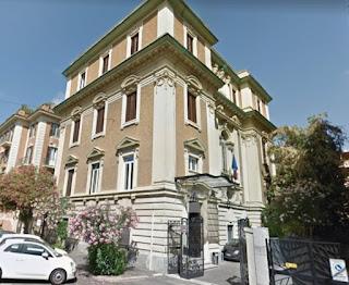 The Accademia Nazionale d'Arte Drammatic in Rome