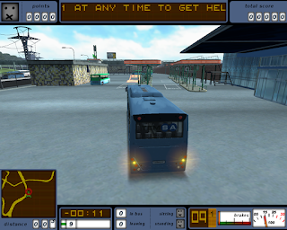 Free Download Bus Driver Temsa For PC Full Version ZGAS-PC
