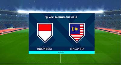 PES 2017 Scoreboard AFF Suzuki Cup 2018 by JAS