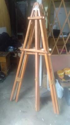 standing photo Jogja