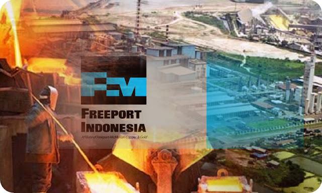 Smelting Gresik Operasikan Pengelolaan Konsentrat PT Freeport Indonesia