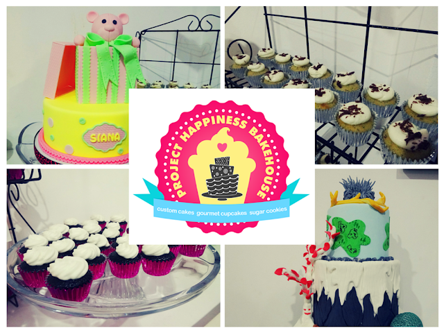 Pretty Yummy Handcrafted Cakes, Cupcakes, and Treats by PH Bakehouse