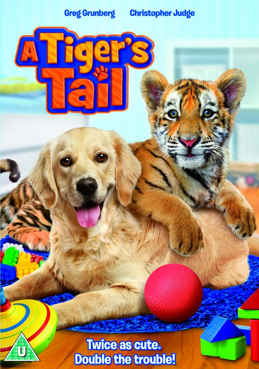 kids movie, tiger