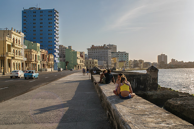 Sur le Malecón