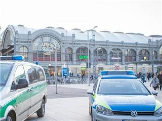 Нападение на пенсионеров в Дрездене