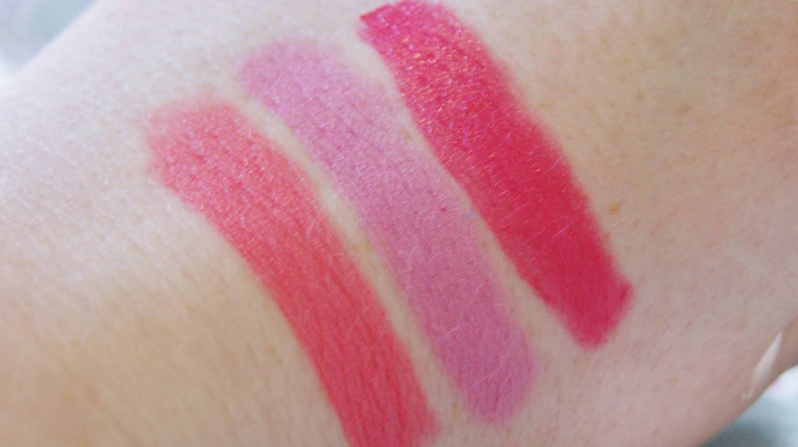 Collection Field Day Lipstick Swatches