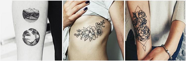 Mix Inspiracji Tatuaże Daria Pustelak Blog Modowy Moda