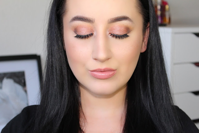 Pink Champagne Smokey Eye Makeup Tutorial | Shaaanxo BH Cosmetics Palette