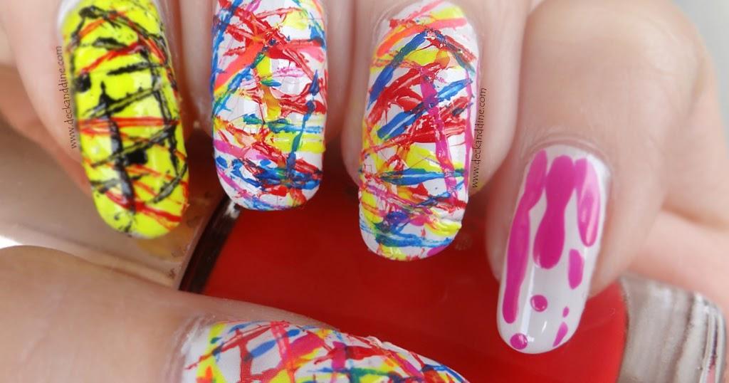 nail art sewing thread holi