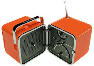 Radio Brionvega TS-502, de Marco Zanuso