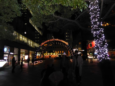 ドイツ・クリスマスマーケット大阪2016