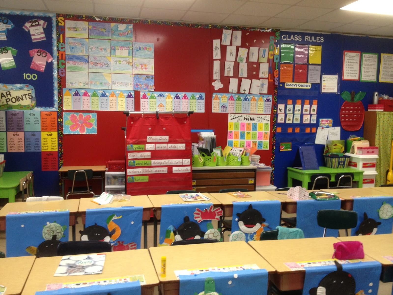 Bilik Darjah Untuk Sekolah Rendah