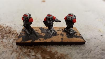 Nova Federation Infantry 4