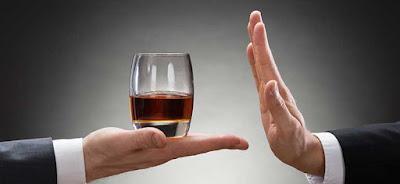 12 passos para se livrar do alcoolismo