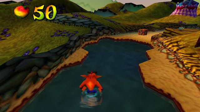 Crash Bandicoot 3: Warped - Captura 4