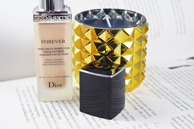 Dior Diorskin Fluid Foundation SPF 35