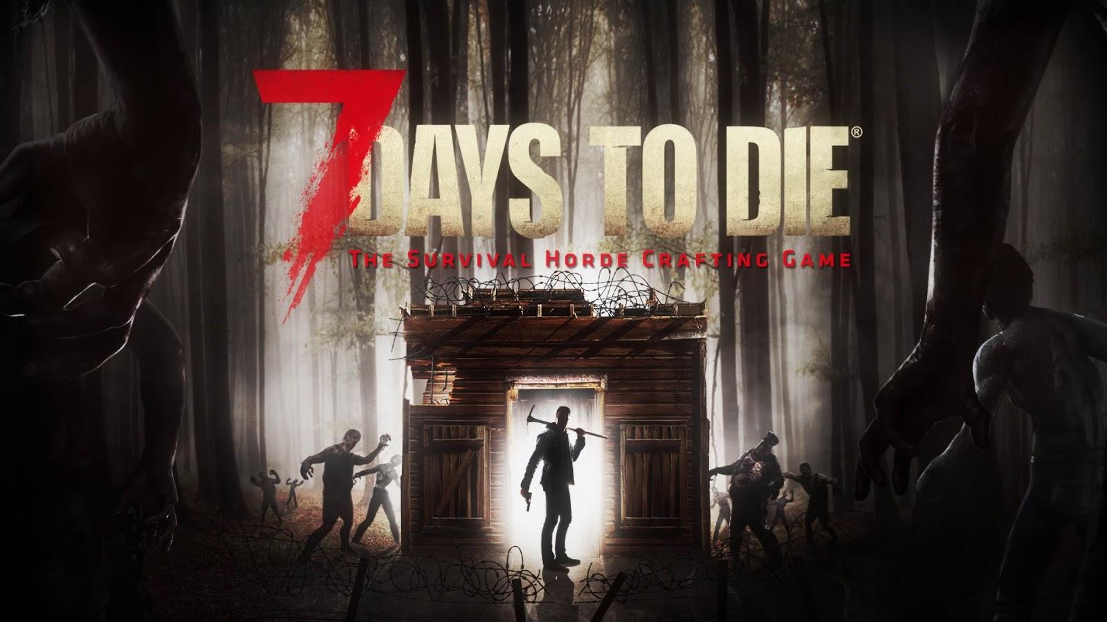 Link Tải Game 7 Days To Die Chơi Online Miễn Phí