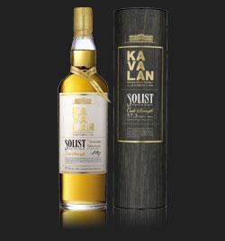 Kavalan Solist ex-Bourbon Whisky