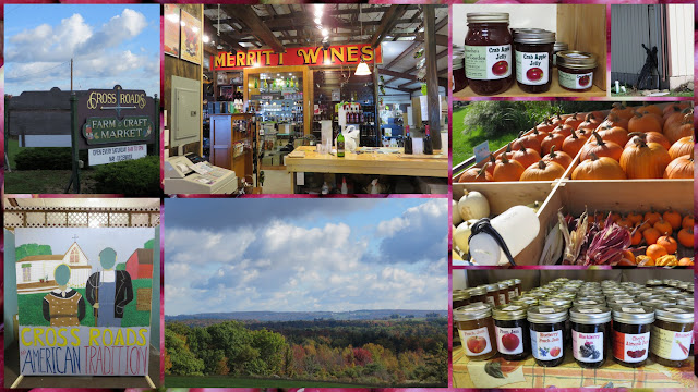 Things to do in Westfield, New York: Crossroads Market
