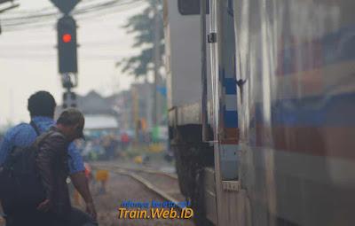Kereta Api Ekonomi Eksekutif Jakarta Pemalang