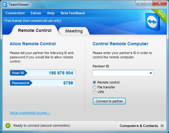 TeamViewer 2012 [Download MediaFire] ~ Fresh4us.blog
