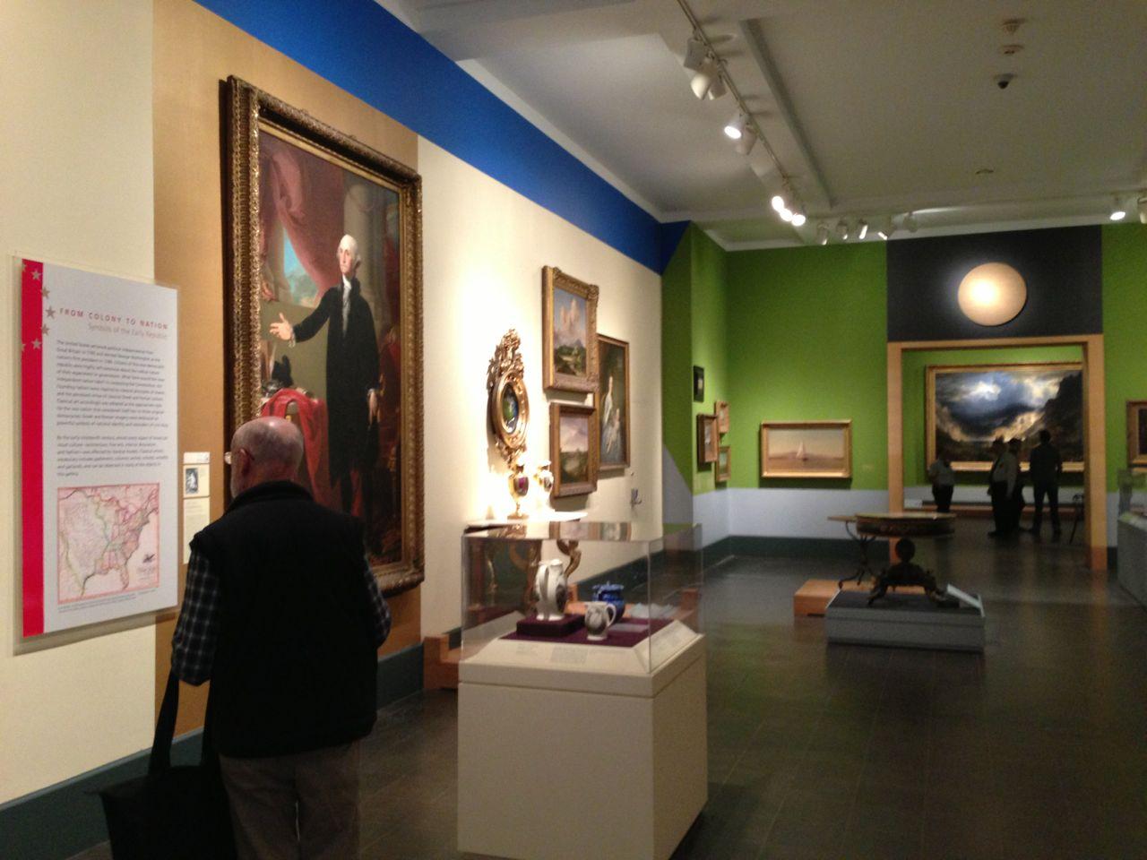 Left Bank Art Blog The Brooklyn Museum
