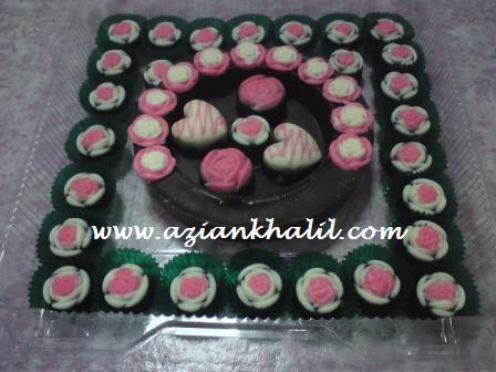 coklat untuk Acha