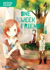 ONE WEEK FRIENDS #4