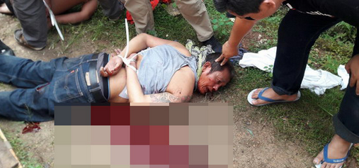 Ini Foto-Foto Penangkapan Dua Pelaku Pembunuhan Sadis di Pulomas
