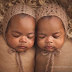 So CUTE!! Adorable new photo of Oyo state governor, Abiola Ajimobi's twin grandsons