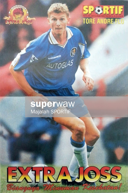 Tore Andre Flo Chelsea 1998