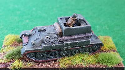 TT34 Engineer tank 2