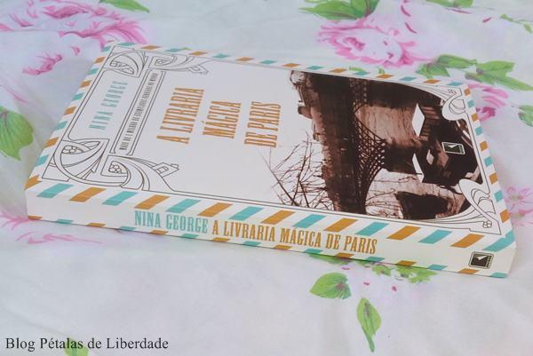 Resenha, livro, A-livraria-mágica-de-Paris, Nina-George, Editora-Record, fotos, capa, opiniao, critica, trechos, quote, citações, paris, romance