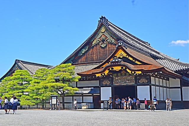 Kyoto Castle, 二条城