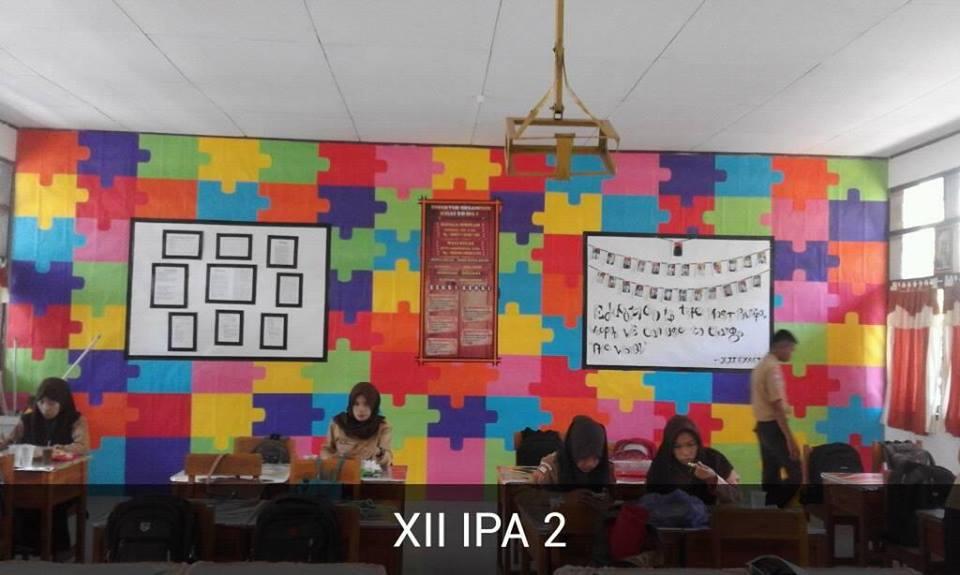 Dekorasi Ruang Kelas yang Kreatif Menarik dan Keren
