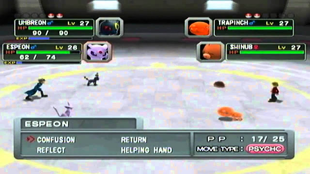 Pokemon Colosseum screenshot 2