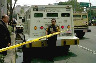 Balacera tras intento de asalto camioneta de valores en Iztapalapa de la CDMX