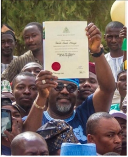 Certificate saga, certificate mess, Dino Melaye, news, Ahmadu Bello University,