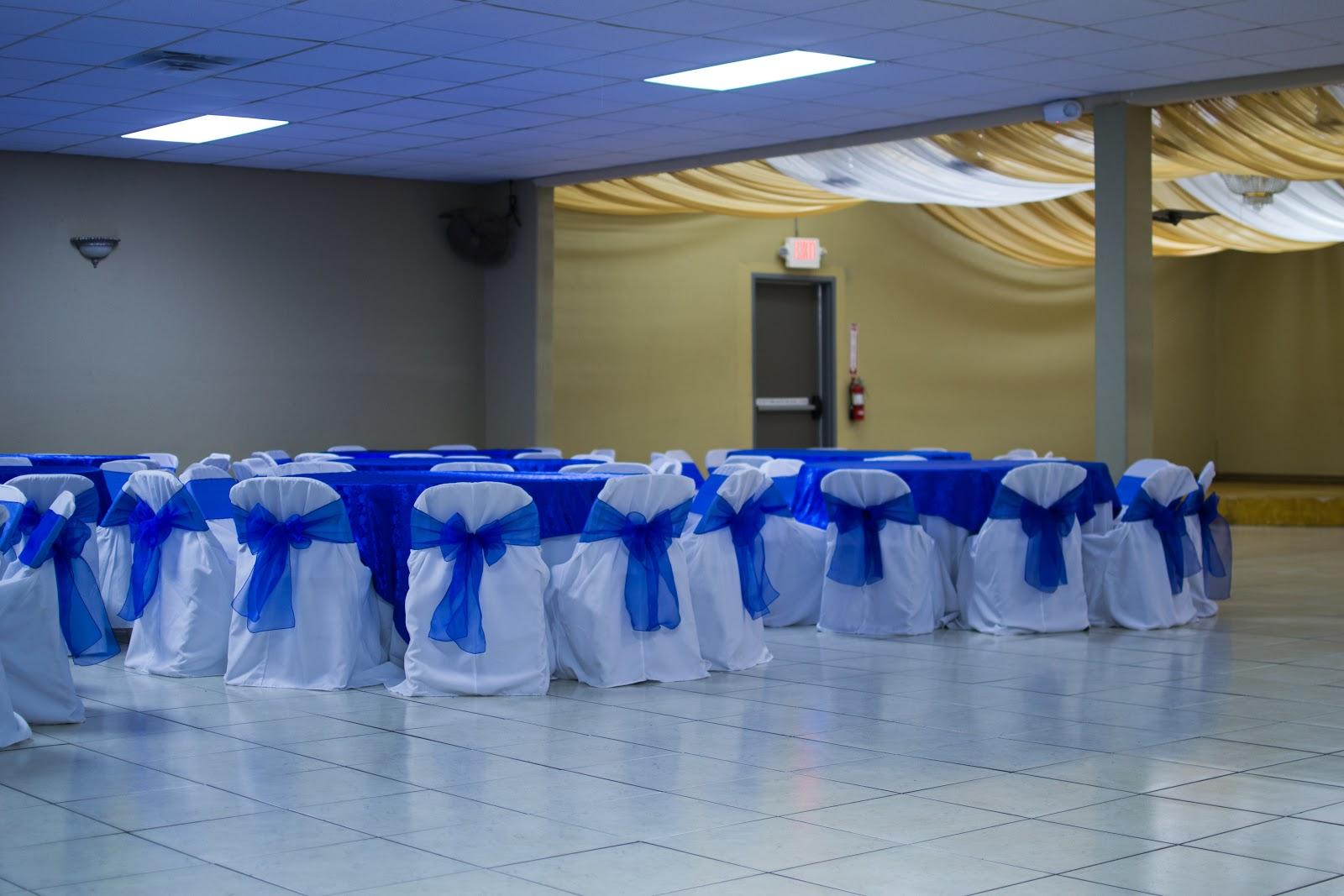 Rincon Real Hall Decorations Wedding Anniversary Reception