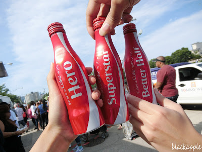 Chicago Food Truck Festival 2015_coke lounge