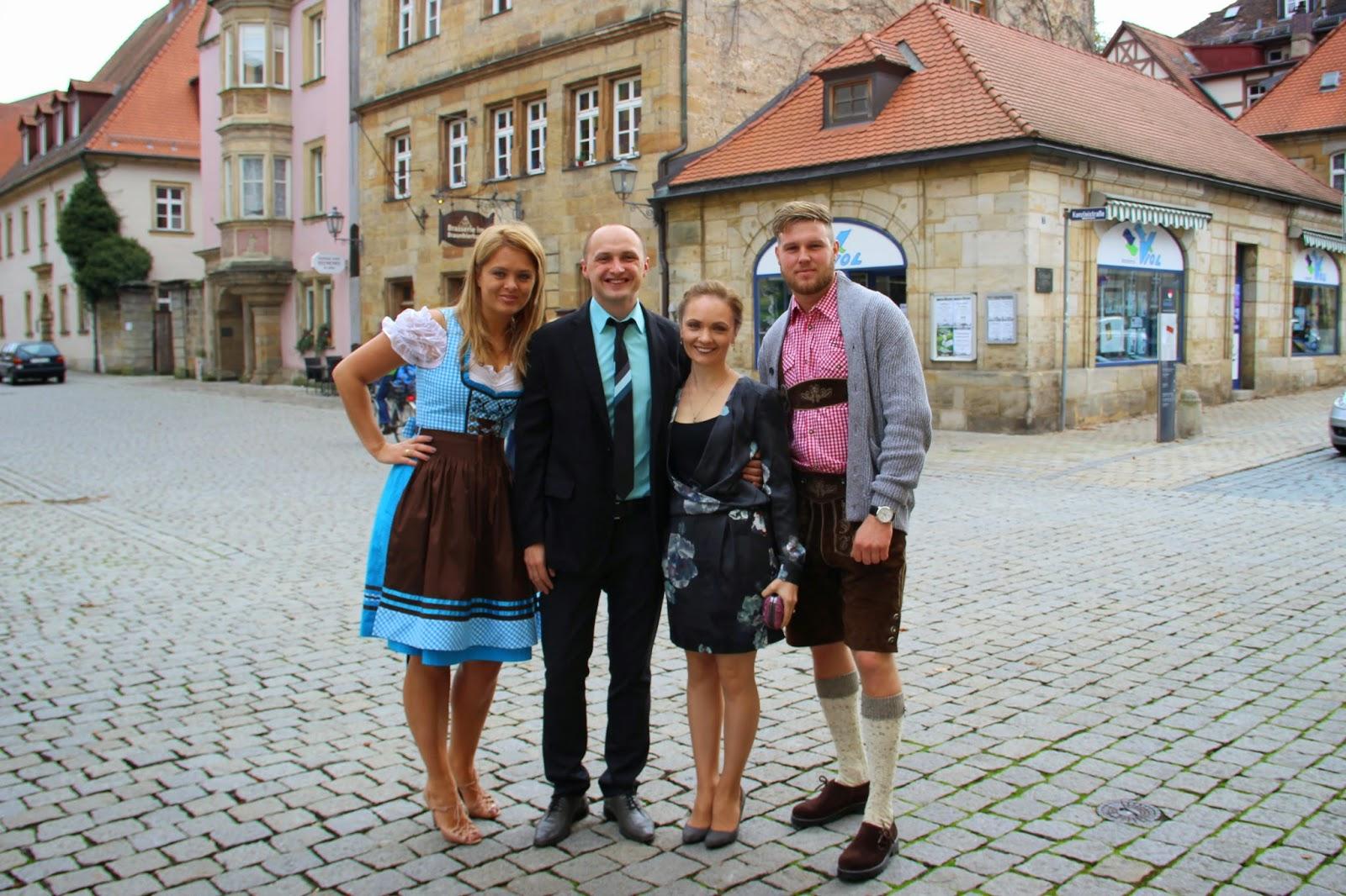 Баварские национальный костюмы