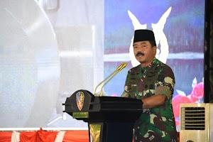 Panglima TNI: Ramadhan Merupakan Bulan Terbaik Untuk Melakukan Intropeksi Diri