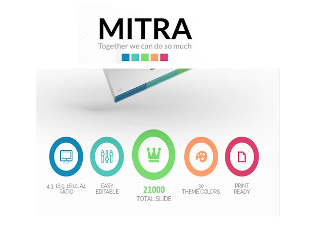 Premium Mitra - Your Perfect Partner PowerPoint Template