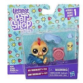 Littlest Pet Shop Series 1 Pet Pairs Rick Chickencluck (#1-126) Pet