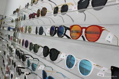 frame kacamata branded merek perancis impor polette showroom beli jual tepat cocok sesuai bentuk wajah berkualitas murah awet review produk liputan event voucher diskon